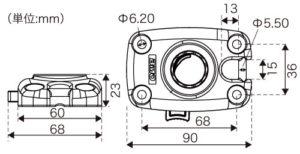 BM-A3DB-100_web01_BMベース寸法図