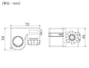 BM-RSBS-200_web02_レールスライダーベース(横型)寸法図