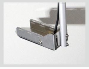 BM-PCL_フィッシュセンサーアーム_サイドスキャンにも取り付け可能