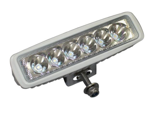 スポットLEDライト6灯 BM-WL17W-SSP