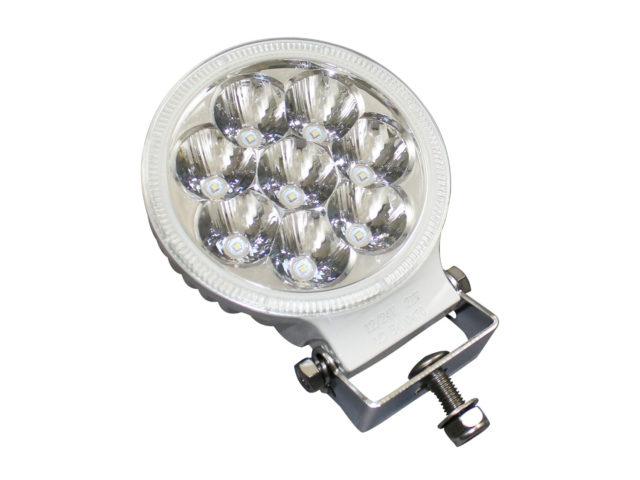 スポットスーパーLEDライト8灯 BM-WL21W-RSP