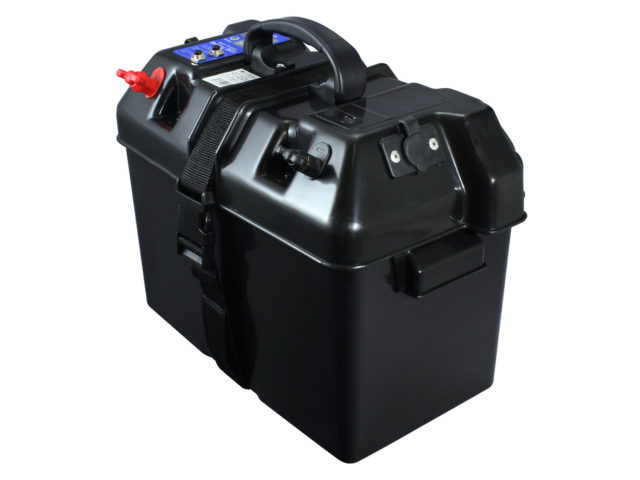 バッテリーBOX(インジケーター付) C11517-1