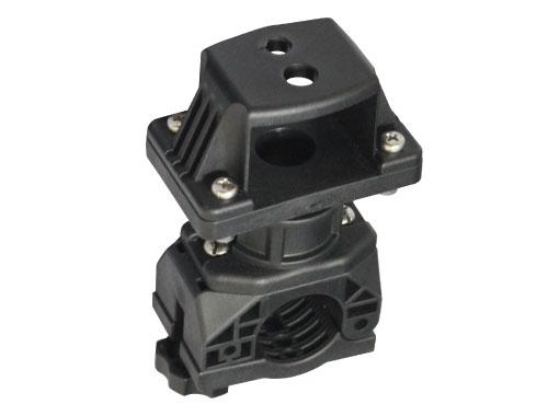 LEDパイプ取付ベースN BM-LEDB10-SET-PC