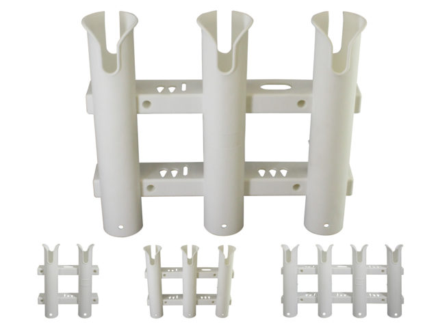 ロッドホルダー(2連〜4連)(一体型)