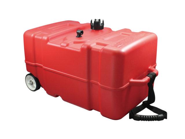 12ガロンポリ燃料タンク(45リットル)