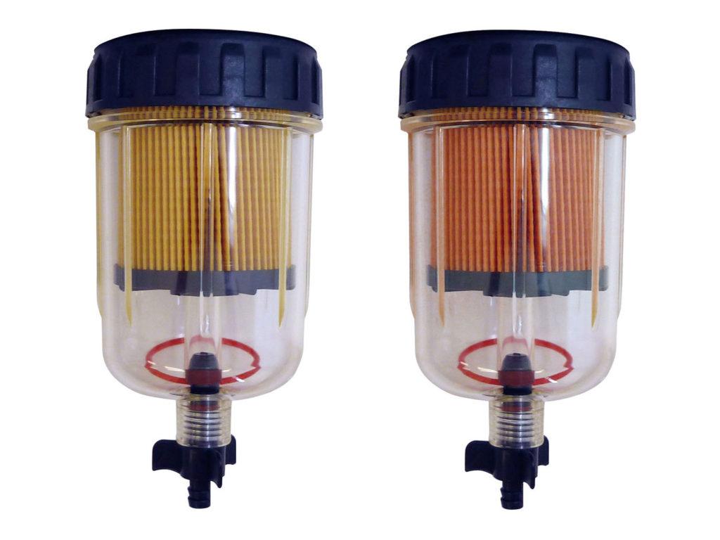 油水分離器フィルターセット