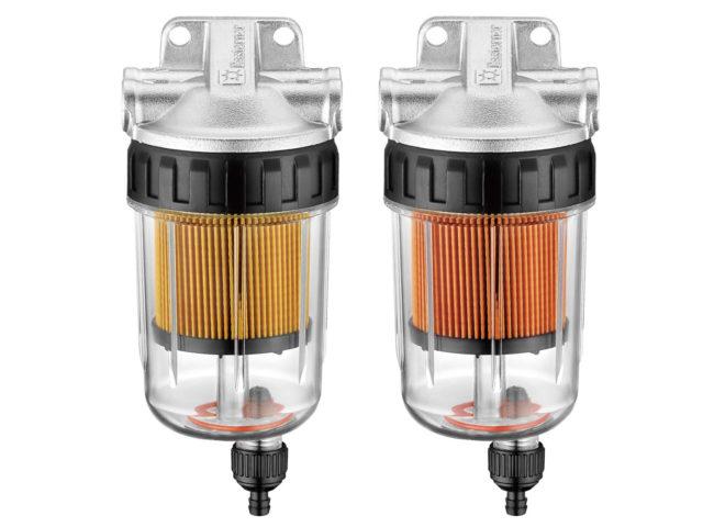 油水分離器フルセット(クリアタイプ)