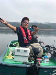 フィッシングポイント(三重テレビ)取材同行情報