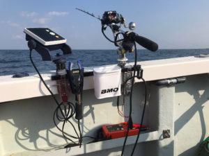 船釣り用万力を2個&極みグリップ&マルチアダプタ(丸型)&つりピタレール&つりピタプライヤーホルダー&つりピタトレイ&つりぴたフック