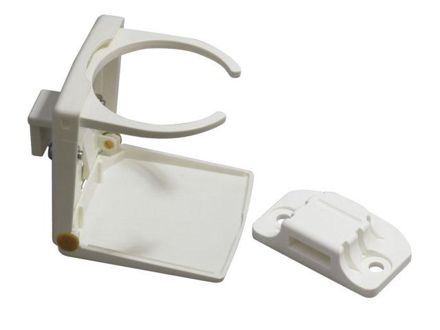 つりピタ/折畳み式カップホルダー(ビス固定ベースセット)