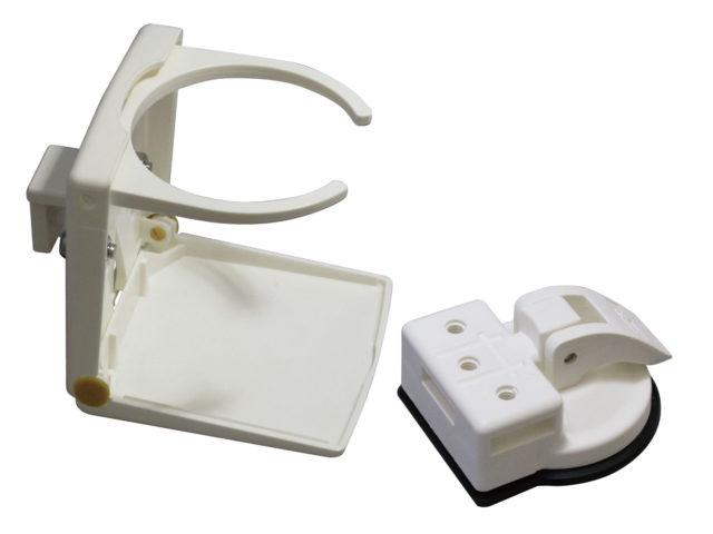 つりピタ/折畳み式カップホルダー(吸盤ベースセット)