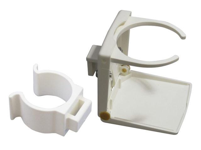 つりピタ/折畳み式カップホルダー(Φ50RHクリップベースセット)