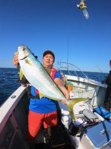 つりニュース(中部版)三国沖タテ釣りでバッテリー大活躍!
